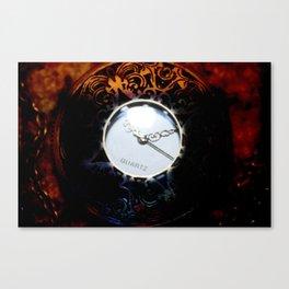 TimeComp Canvas Print