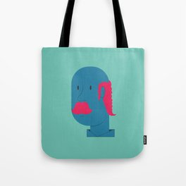 OLD MOSTACHIN Tote Bag