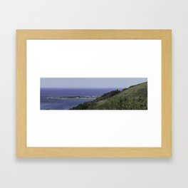 Apollo Bay Framed Art Print