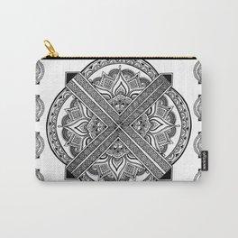 Mandala Marrakech Carry-All Pouch