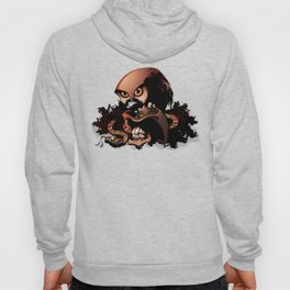 The Dead Cowboy, The Rattlesnake and The Owl Hoody