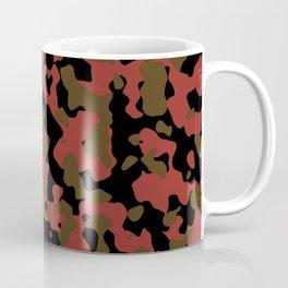 Funky Camouflage Coffee Mug