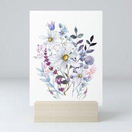 Wildflowers V Mini Art Print