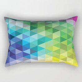 Go Where You Go Rectangular Pillow