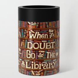 Go to the library Can Cooler