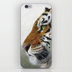 Tiger profile AQ1 iPhone & iPod Skin