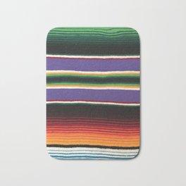 MEXICAN SERAPE Bath Mat