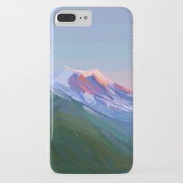 Tahoma (New) iPhone Case
