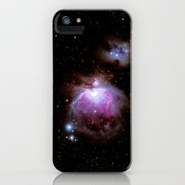 The Mighty Orion iPhone Case