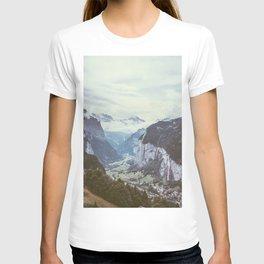 Lauterbrunnen Switzerland T-shirt