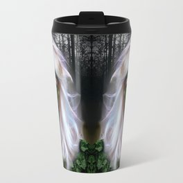 Ghost Of Laura Travel Mug