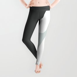 Feeling Small - Iceberg Leggings