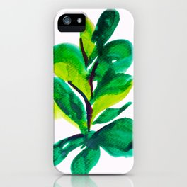 PLANT NO.009 iPhone Case