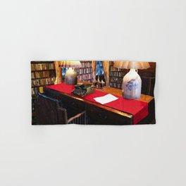 Pearl S Buck Library Hand & Bath Towel