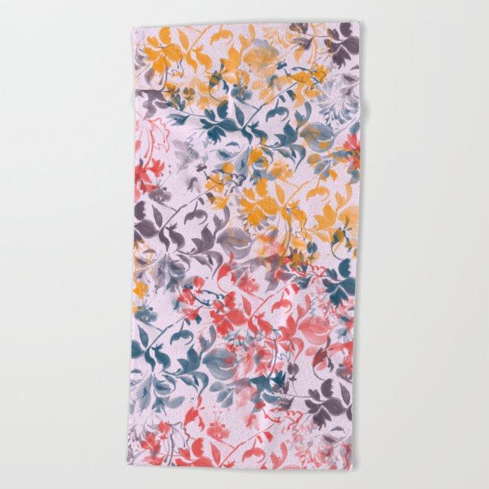 Pattern 64 Beach Towel