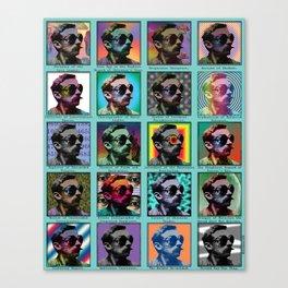 Cosmic Employment Guild Canvas Print