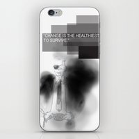 karl iPhone & iPod Skins featuring Karl inspirations by David Wong