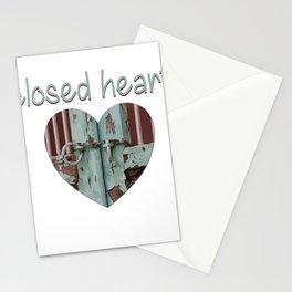 Closed art Illustration Stationery Cards