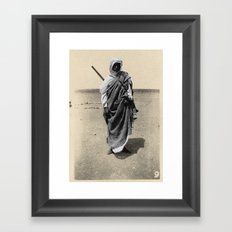 Service in Egypt Framed Art Print