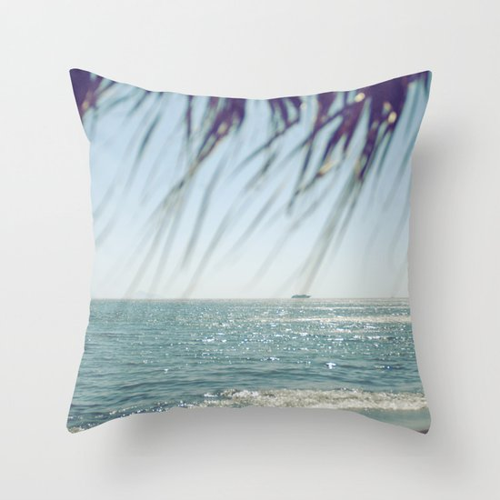 Perfect View Throw Pillow