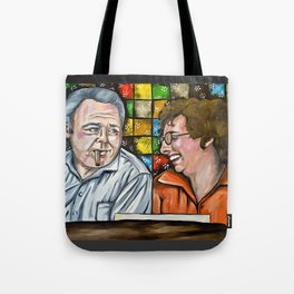 Archie & Edith Bunker  Tote Bag