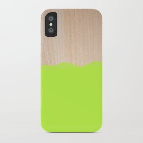 Sorbet II iPhone Case