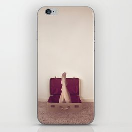 The Diver iPhone Skin