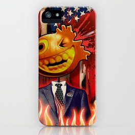 Election Day iPhone Case