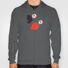 the death loves the strawberry Hoody
