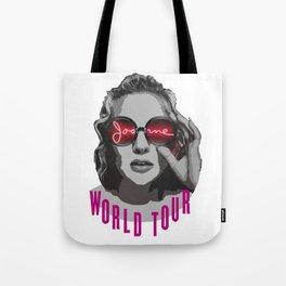 Joanne Tour Tote Bag