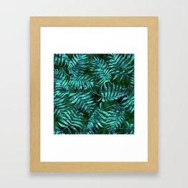 Reeya Tropical Jungle Framed Art Print