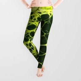 Cells - Slime Green Leggings
