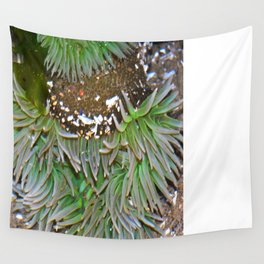 Tide pools Wall Tapestry