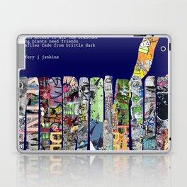 Jx3 Poem - 2 Laptop & iPad Skin