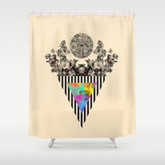 T.E.A.T.C.W. iii i Shower Curtain