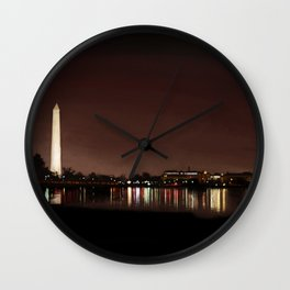 Nitelife - DC Wall Clock