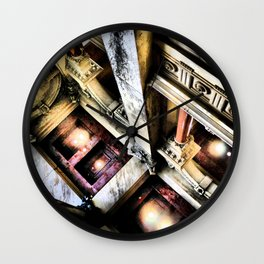 Royalty Oblivion Wall Clock