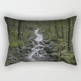 Where the Trolls Live Rectangular Pillow