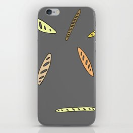 Baguette, anyone? iPhone Skin