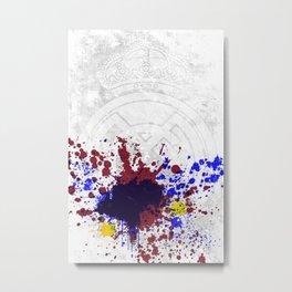 El Clásico  Metal Print