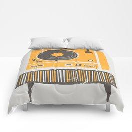 Vinyl Deck Comforters