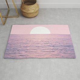 Pink on the Sea Rug