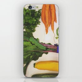 All the Veggies - CSA Series iPhone Skin