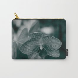 Hawaiian Orchid Carry-All Pouch