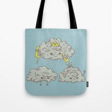 Rain of Terror Tote Bag