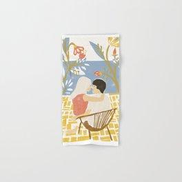 Sunset  Love Hand & Bath Towel