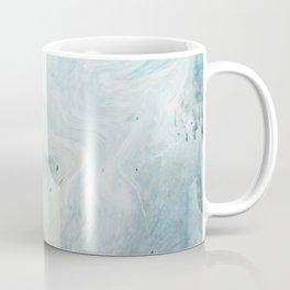 Sea Foam Marble Coffee Mug