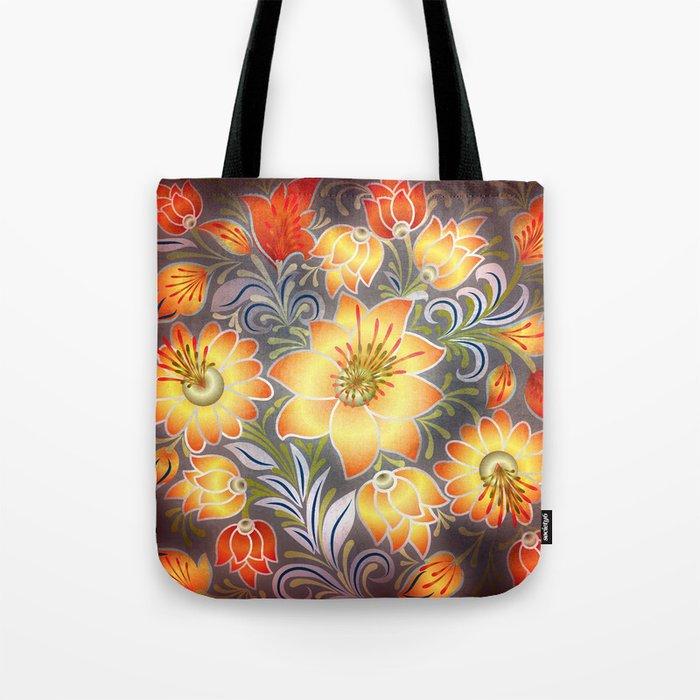 Shabby flowers #3 Tote Bag