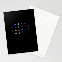 Damien Hirst, outspoken again! Stationery Cards