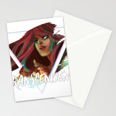 Transcendent Stationery Cards